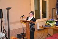 La Presidente Teresa Meggiolare del Consorzio Pro Loco Bassa Veronese